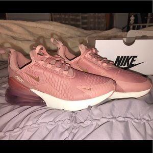 4b6a1d6543 Nike Shoes | Air Max 270 Rust Pink | Poshmark